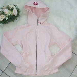 Lululemon Scuba jacket * light Pink O